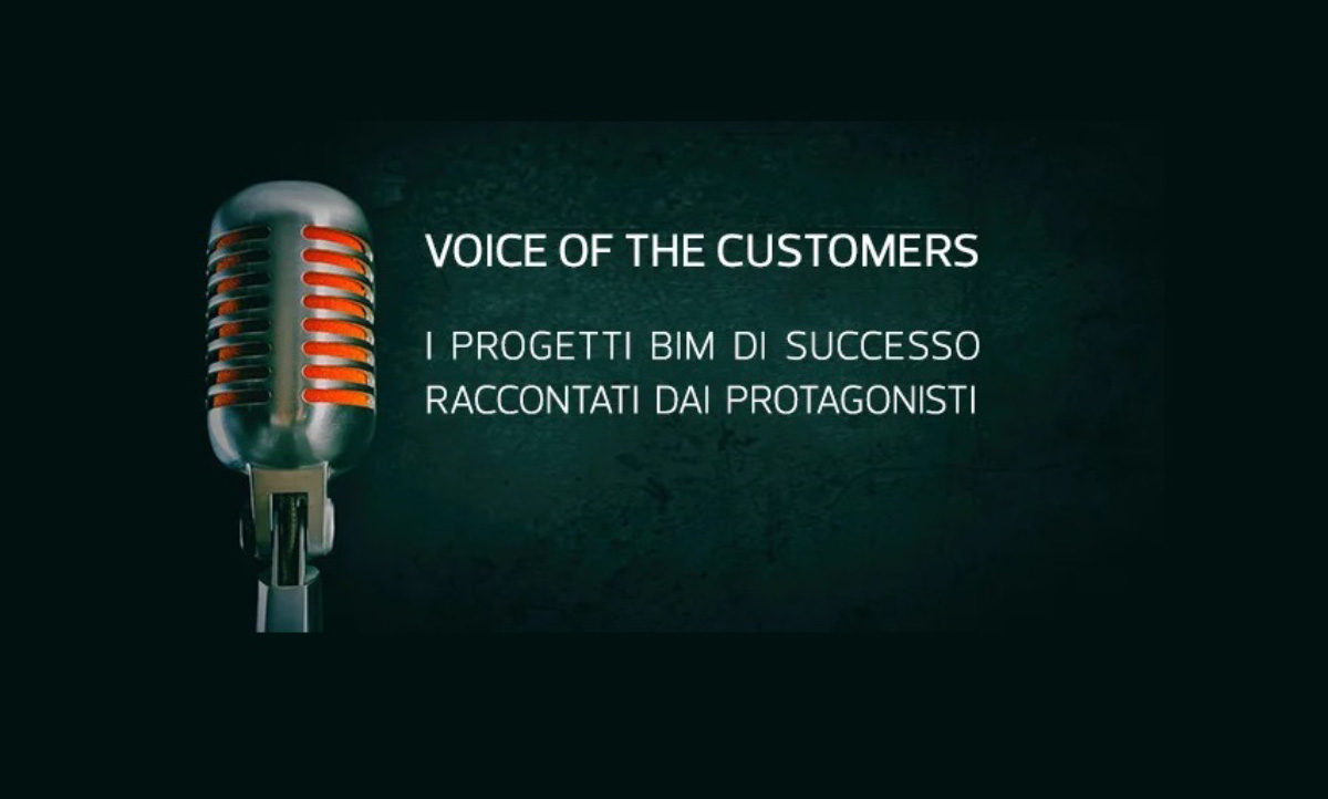"""Voice of the Customers"" con ALLPLAN"